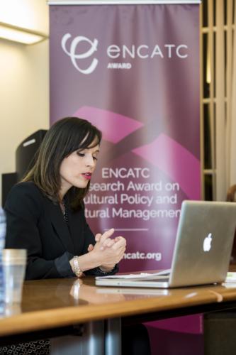 2015 ENCATC Research Award