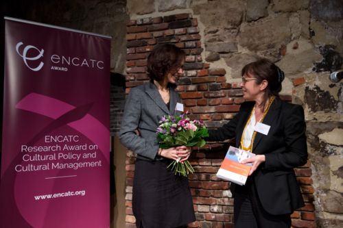 2016 ENCATC Research Award